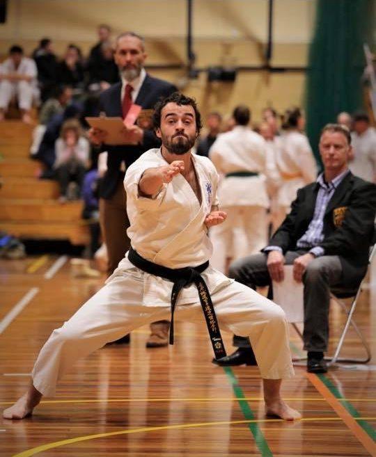 Seido tauranga karate